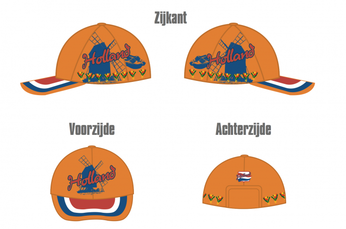 hup holland cap